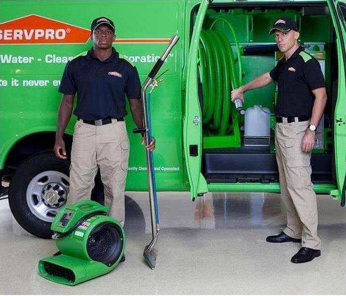 Why SERVPRO Highly Trained Restoration Specialist
