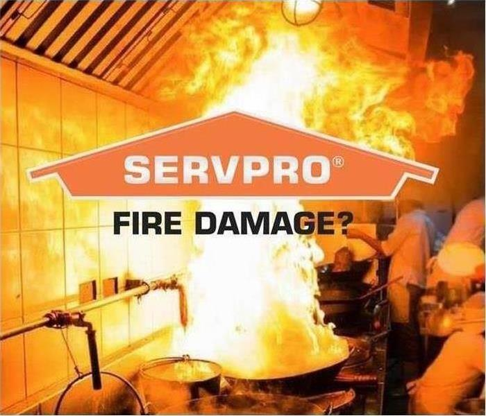 Fire Damage Why Choose SERVPRO of Pinehurst/Moore & Montgomery Counties For Your Fire Damage Restoration?