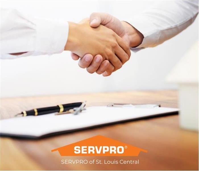 Why SERVPRO We Work Closely with Your Insurance Provider!